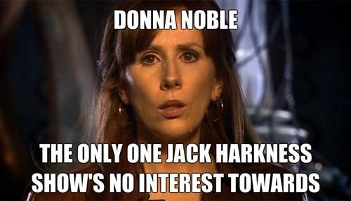Captain Jack Harkness,doctor who,donna noble
