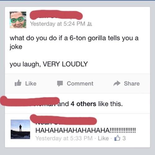 gorillas sick burn bro - 8019888128