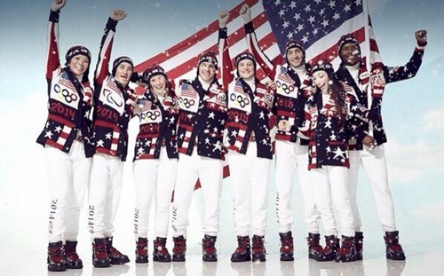 Sochi 2014 of the Day: Luke Warm Reactions on the USA Winter Olympics Uniforms