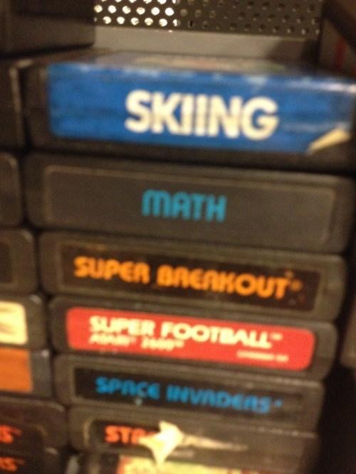 atari funny math video games g rated School of FAIL - 8020295168