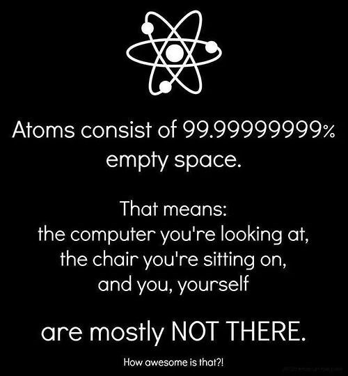 atoms funny science space - 8020297216