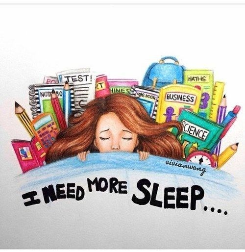 art funny school sleep - 8020376832