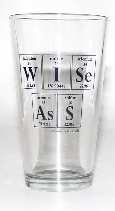 beer elements funny pint glass after 12 g rated - 8020569856