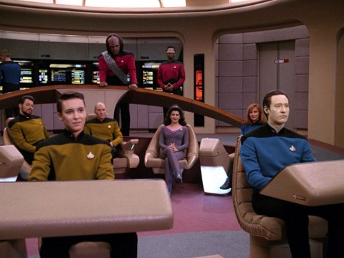 TNG uniform blow my mind Star Trek - 8020775168
