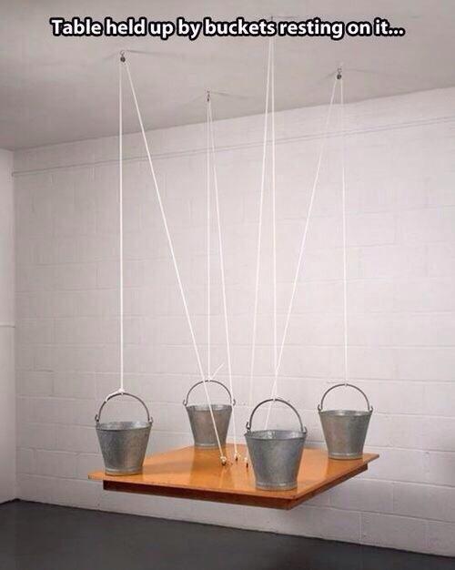 hmmm tables buckets - 8020820992