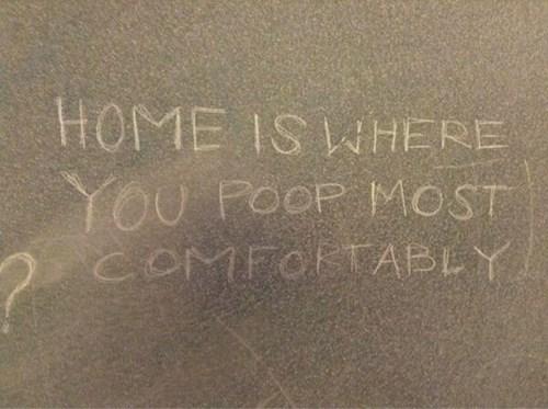 chalk truth poop - 8020879360