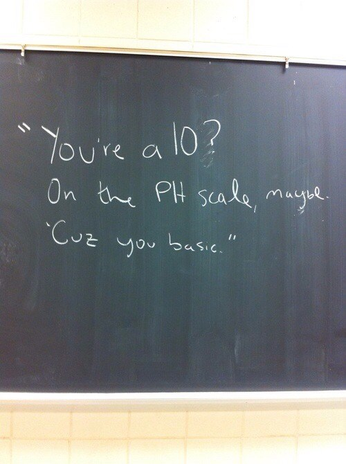 puns science Chemistry burn g rated dating - 8020977152