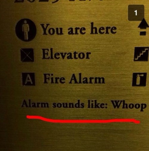 warning,sign,elevator,facepalm