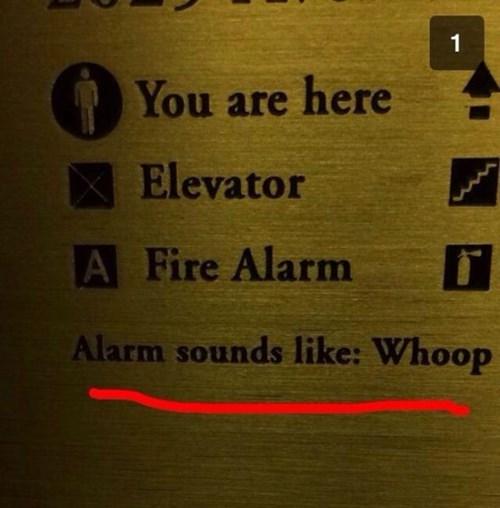 warning sign elevator facepalm - 8020983296