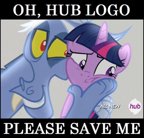 hub logo discord twilight sparkle - 8021841408
