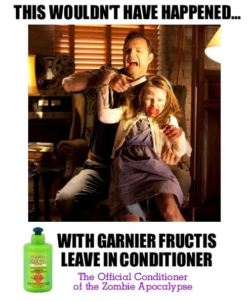 conditioner,zombie,the governor
