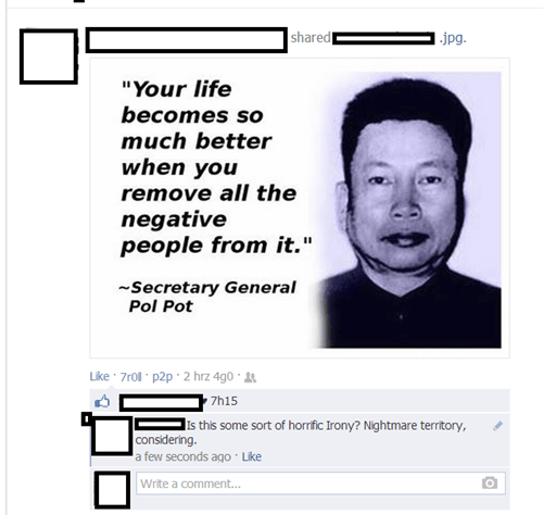 history whoops pol pot