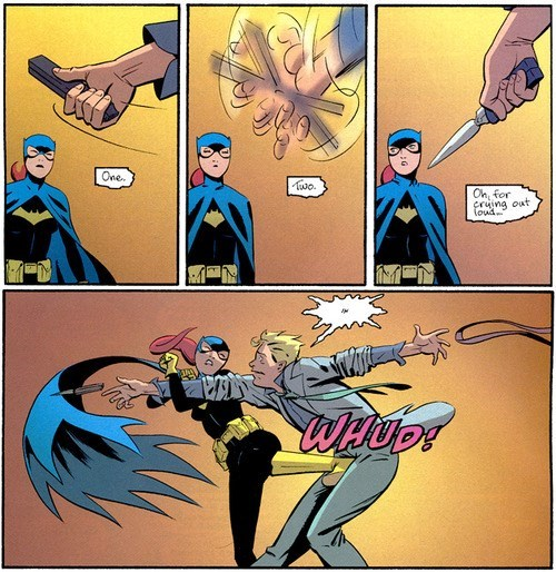 batgirl off the page - 8023247360