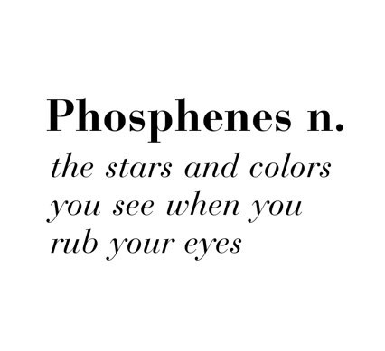 english funny words phosphenes - 8023898368