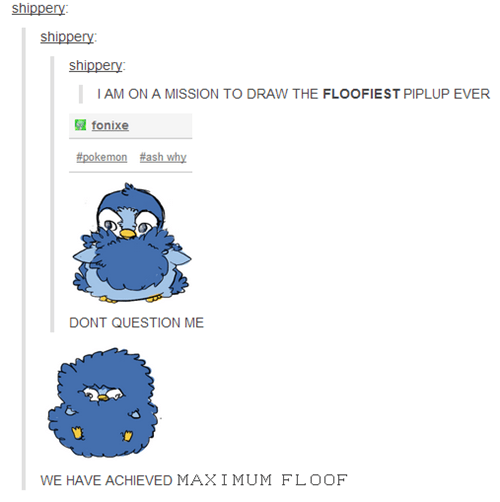 Pokémon tumblr piplup - 8024227328