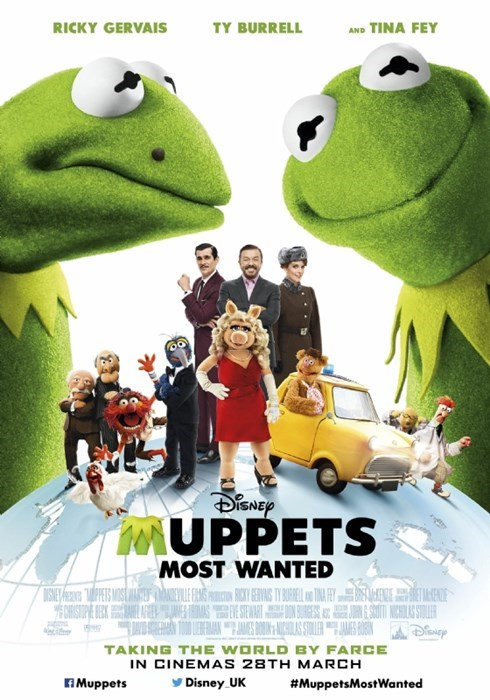 movies muppets posters muppets most wanted - 8024815616
