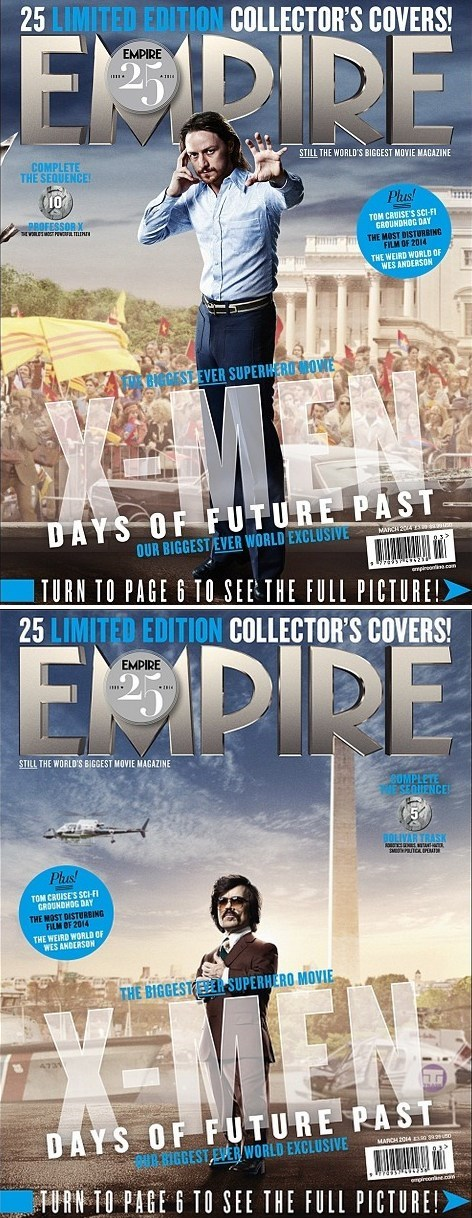 days of future past empire magazine instagram x men twitter