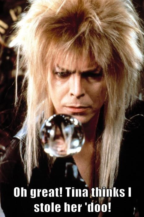 crystal ball labyrinth goblin king tina turner - 8024846848
