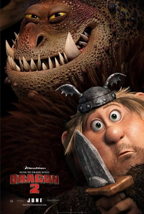 movies,How to train your dragon,posters,how to train your dragon 2