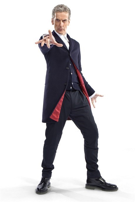 12th Doctor costume capaldi - 8024895488