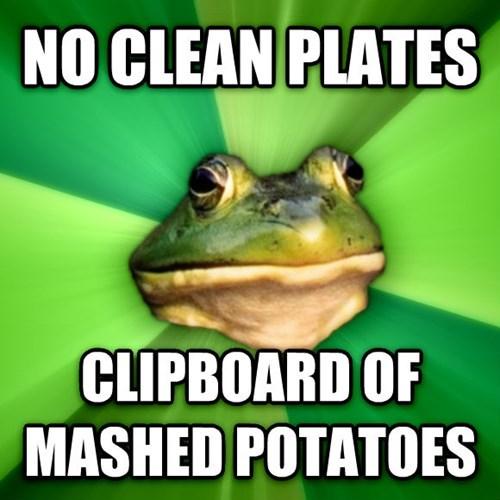 foul bachelor frog,fbf