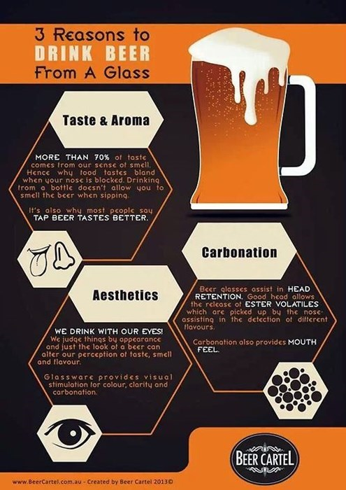 beer info graphic pint glass funny - 8025065216