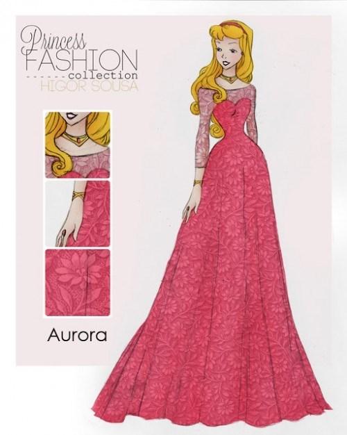 Clothing - Punces FASHION collection HIGOR SOUSA Aurora