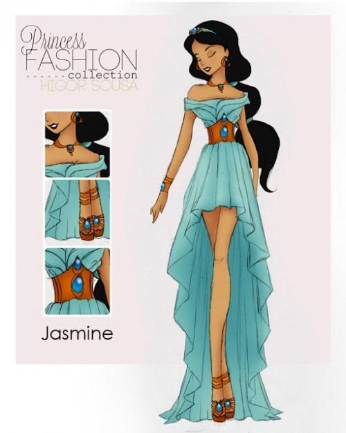 Clothing - Punces FASHION CoLec HIGOR Jasmine
