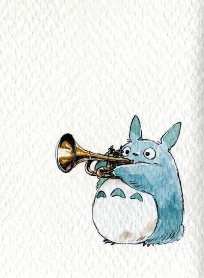 anime totoro studio ghibli - 8025256448