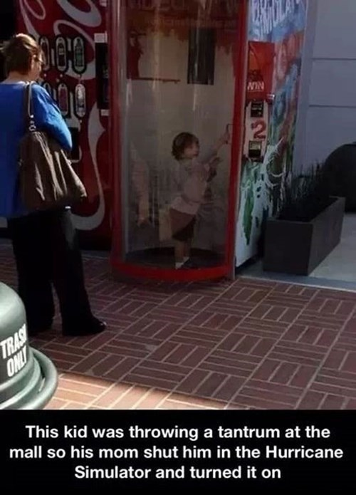 parenting,hurricane simulator