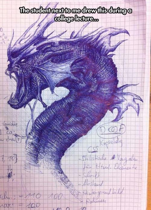 doodles gyarados Pokémon - 8025351424