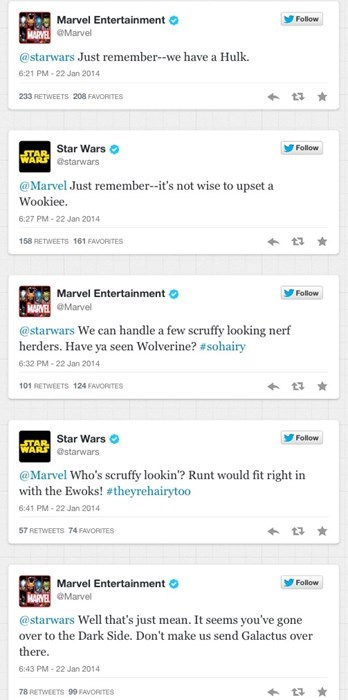 marvel,star wars,nerdgasm,failbook