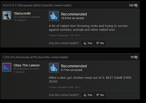 reviews steam rust users - 8025755136