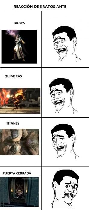 videojuegos god of war Memes - 8026134272