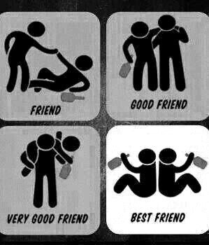 beer drinking buddies friends funny - 8026448896