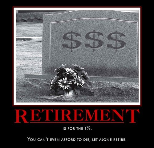 Sad Retiring fact funny money - 8026460928
