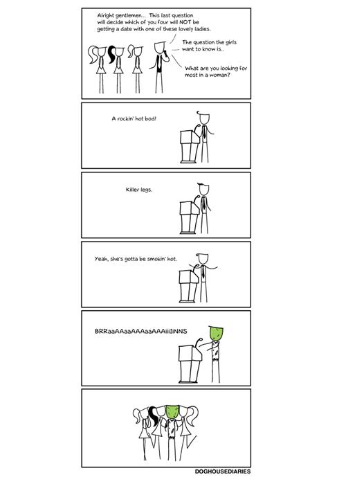 zombie dating web comics - 8026481408