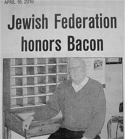 kosher jewish bacon newspaper - 8026541824