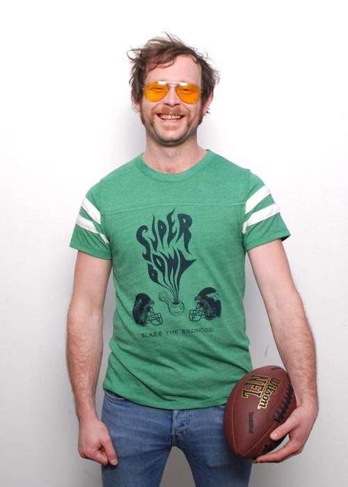 Colorado broncos poorly dressed t shirts washington seahawks football - 8026589952