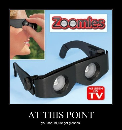zoomies wtf glasses idiots funny - 8026636032