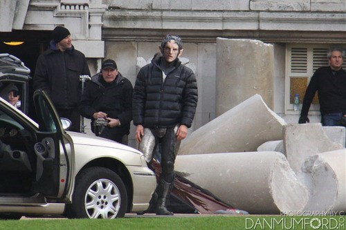 behind the scenes thor: the dark world malekith christopher eccleston - 8026678272