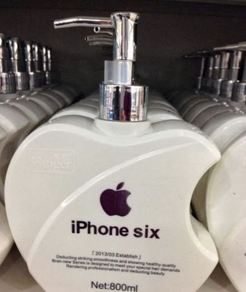 soap knockoff apple iphone g rated fail nation - 8026820608