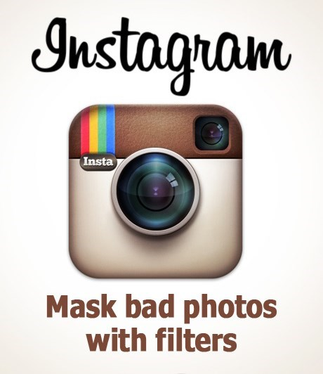 Camera - Iustagnam Insta Mask bad photos with filters