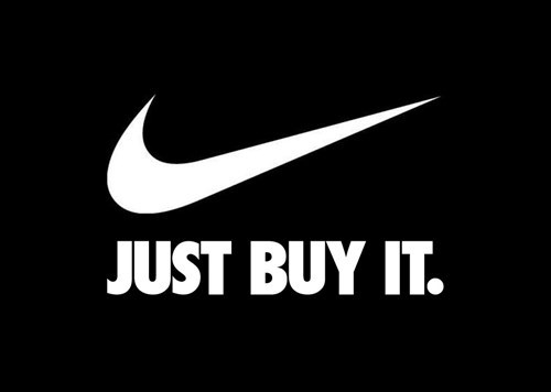 Logo - JUST BUY IT.