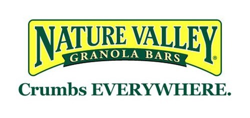 Font - NATURE VALLEY GRANOLA BARS Crumbs EVERYWHERE.