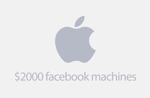 White - $2000 facebook machines