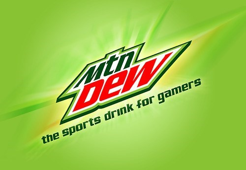 Green - t the sports drink for gamers