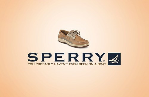 Footwear - SPERRY YOU PROBABLY HAVEN'T EVEN BEEN ON A BOAT
