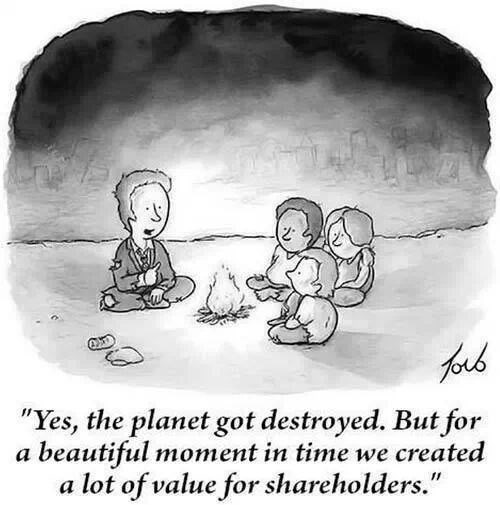 environment,global warming,comics,shareholders,webcomics