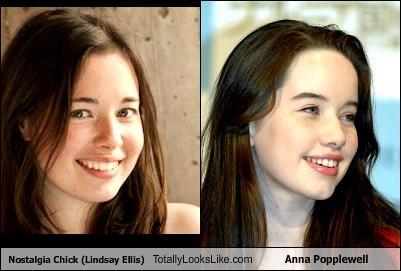 Lindsay Ellis Wedding.Nostalgia Chick Lindsay Ellis Totally Looks Like Anna Popplewell